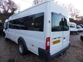 Ford Transit 135ps,17 seat minibus,a/con,tacho