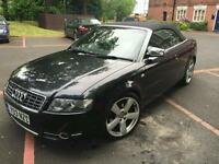 Audi A4 AUTO convertible**** LOW MILES**** LONG MOT**** VERY CLEAN