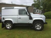 Land Rover 90 Defender 2.4TDi County NO VAT !!!!!!!!!!!