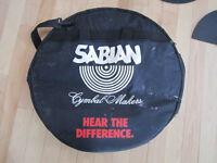 sacs de cymbales/ sacs de batons etc...