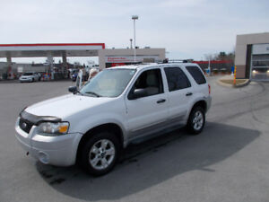 camion ford escape