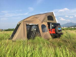 Top Tent, tente sur toit d'auto