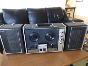 Sanyo MR-939 Reel-to-Reel studio quality tape recorder for sale