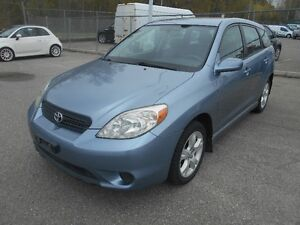 2005 Toyota Matrix XR 5 Speed  Excellent Condition