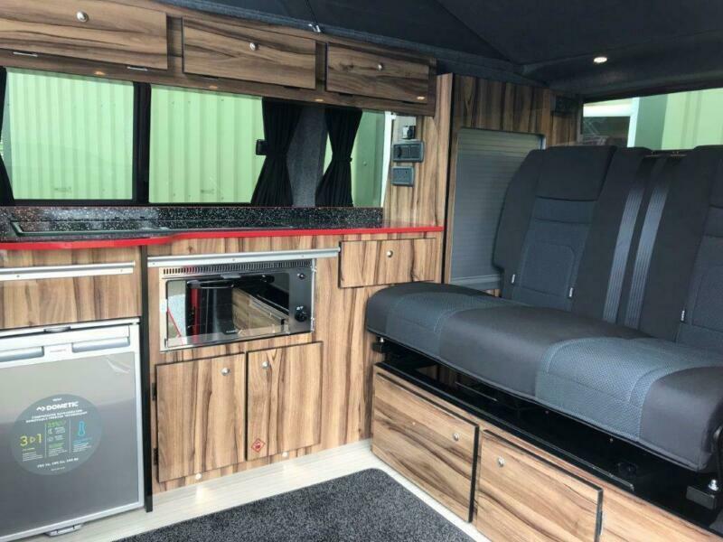 Van To Camper Conversion Kit