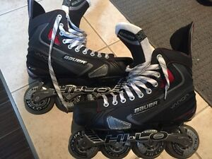 Bauer Vapor x40 roller hockey rollerblades