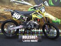 Suzuki RM 250 2005 VERY CLEAN BIKE! FULL FMF PIPE