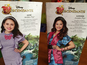 New! Disney descendants dolls Jane or Lonnie Reduced!! Kitchener / Waterloo Kitchener Area image 2