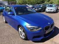 2013 BMW 1 SERIES 120D M SPORT HATCHBACK DIESEL