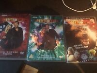 Doctor who DVDs series one and two