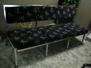 3 Seater Lounger - Dauphin