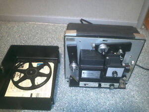 Bell &Howell vintage movie projector