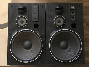 MACH TWO , REALISTIC SPEAKERS