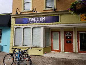 Downtown Thorold Commercial Space