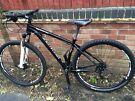 Specialized rockhopper 29er mountain bike