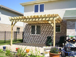Fences and Decks and posts
