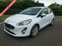 2018 68 FORD FIESTA 1.0 ZETEC 5D 99 BHP 1 OWNER AUTOMATIC 18100 MILES 19/12/2018