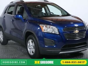 2016 Chevrolet Trax LT A/C BLUETOOTH CAM RECUL MAGS