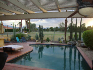Palm Desert Private Pool, Golf View Fall 2018 Specials