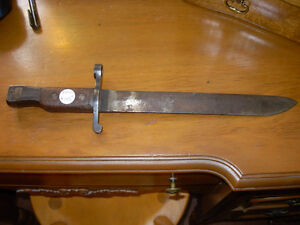Canadian Military Ross Bayonet