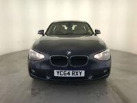 2014 64 BMW 116D EFFIENTDYNAMICS B-NESS DIESEL SERVICE HISTORY FINANCE PX