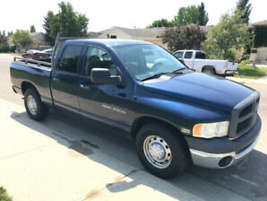 2004 Dodge Ram 2500 Quad Cab- - ONLY 87,000 kms!!