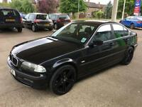 2001 BMW 325 2.5i - MOT UNTIL: 11 March 2018 - 2 Keys