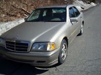 1998 Mercedes-Benz C 230 Berline