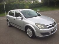 2005 Vauxhall Astra 1.7 CDTi 16v Life 5dr Diesel/Manual