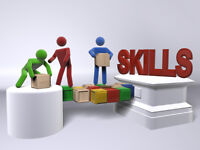 Need a few more Skills? Want to make new friends?