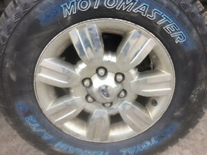 Wanted to buy 18 inch Ford Rims as shown