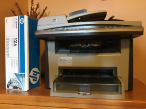 HP Laser Jet 3055 All in One Printer/Copy/Scanner/Fax with Toner