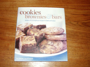 Cookies brownies et bars