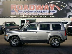 2016 Jeep Patriot High Altitude 4WD