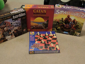 BNIB Board Games - Risk, Axis & Allies