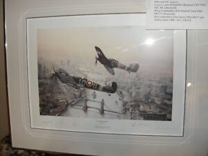 Limited Edition Robert Taylor print - Victory Salute Peterborough Peterborough Area image 1
