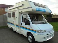 1998 5 Berth Granduca Motorhome For Sale REDUCED