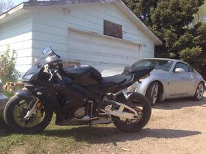 Selling 2004 Honda CBR600 $3000 o.b.o