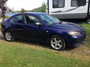 Mazda Mazda3 VUS 2005