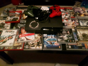 PS3 and Popular games $250 OBO