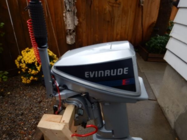 Used 1988 Evinrude SHORT SHAFT