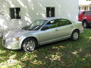 2004 Chrysler Sebring touring Berline