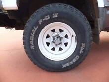 5x 285/75/16 Mickey Thompson,Nissan Patrol, Toyota landcruiser, Byford Serpentine Area Preview