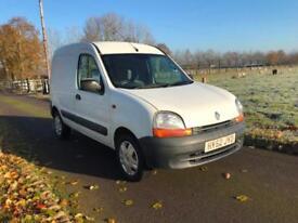 Renault Kangoo 1.5 DCI 70 - 12 MONTHS MOT - LOW MILEAGE - CLEAN VAN **NO VAT**