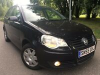 2005/55 reg Volkswagen Polo 1.4 TDI SE 5dr FSH,HPI CLEAR,WARRANTY+ 3