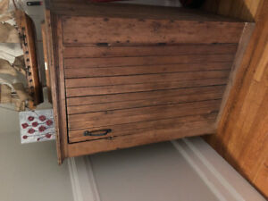 Antique pine hutch/ cupboard for sale