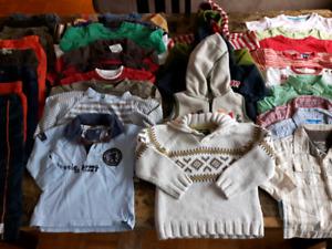 FAITES VOTRE PROPRE LOT vêtements garçon 12 à.24 mois