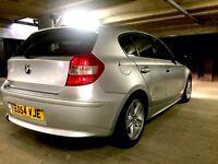 BMW 1 SERIES 116i SPORT LOW MILEAGE