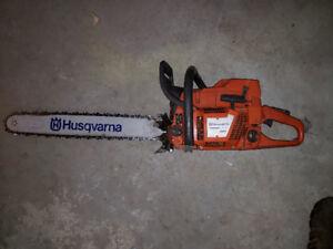 Husqvarna 365 special chainsaw