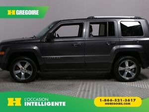 2016 Jeep Patriot HIGH ALTITUDE 4WD AUTO CUIR TOIT MAGS